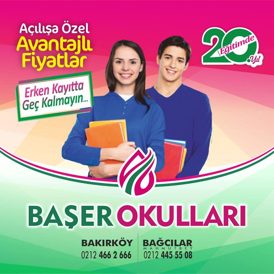 Bakırköy Başer Anadolu Lisesi