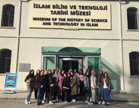 İslam bilim ve Teknoloji Tarihi Müzesi Gezimiz